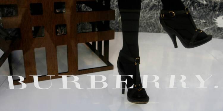 Burberry réduit sa gamme et se concentre sur le nouveau