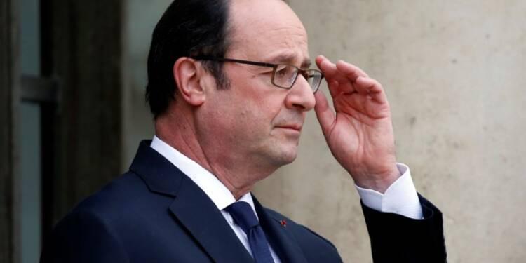 Hollande autorise les ministres à parler à partir du 24 mars