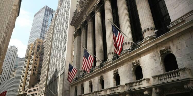 Wall Street progresse, aidée par des résultats d'entreprises