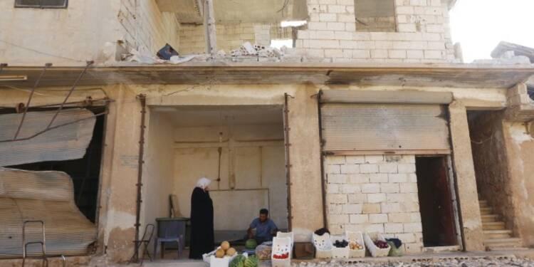 Une nouvelle attaque au gaz imputée aux forces syriennes