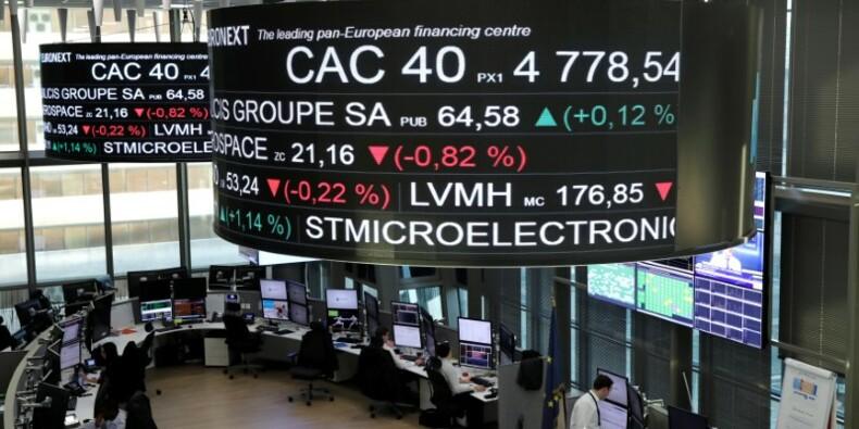 Les Bourses européennes terminent en hausse, excepté Francfort