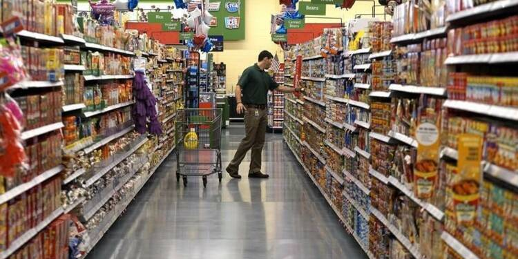 Plus forte hausse des prix à la consommation en six mois aux Etats-Unis