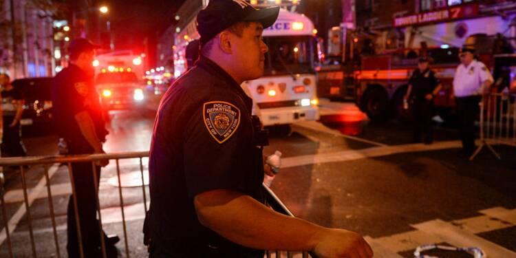 La police étudie la piste d'explosions coordonnées près de NY