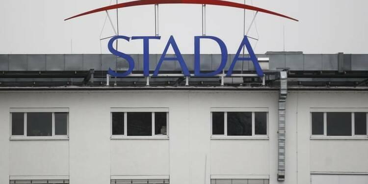 Le fonds Advent passe à l'offensive sur l'allemand Stada