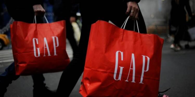 Gap redresse ses ventes au 4e trimestre