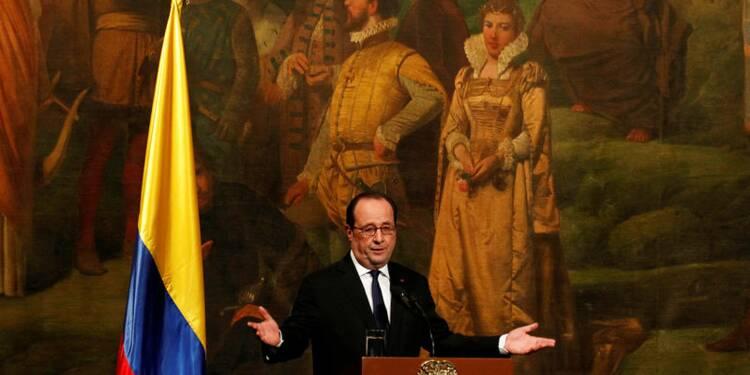 Hollande veut développer les liens entre UE et Alliance Pacifique