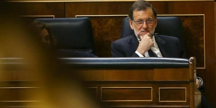 Rajoy sur le point de gagner la confiance du Parlement espagnol