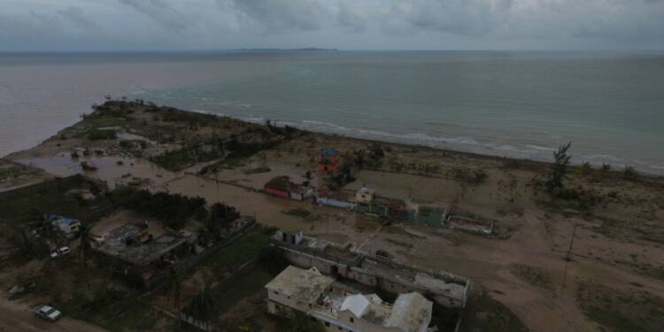 Les dégâts causés par l'ouragan Matthew