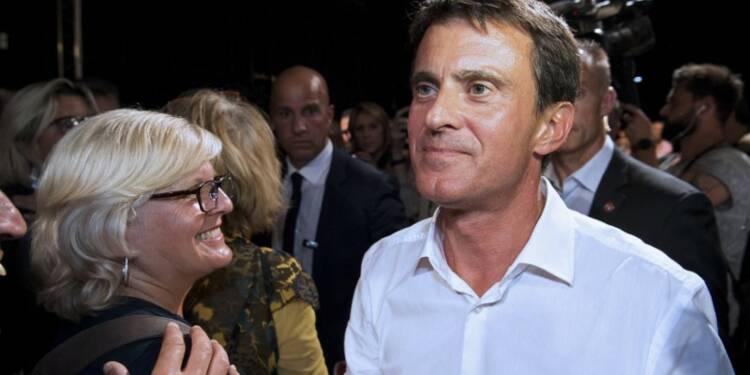 Manuel Valls chahuté à Nantes au congrès de l'habitat social