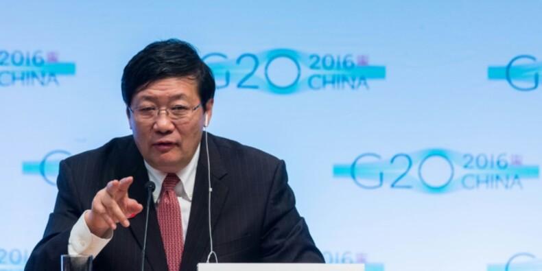 Chine: changement à la tête du ministère des Finances
