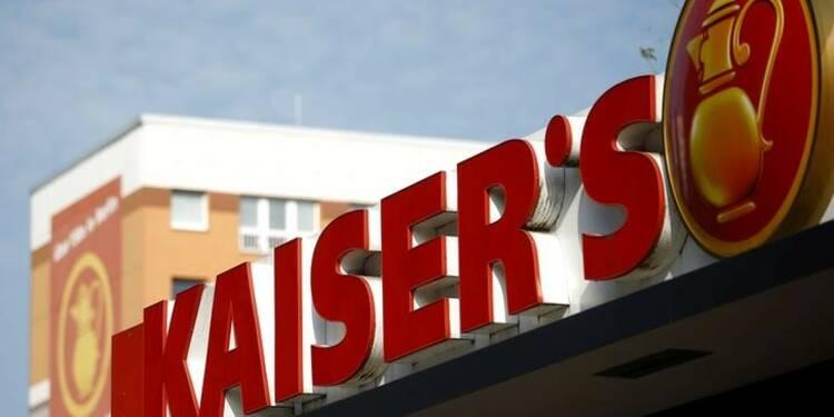 Les supermarchés allemands Kaiser's évitent le démantèlement