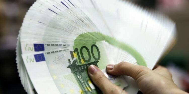 Accélération du crédit aux entreprises en zone euro