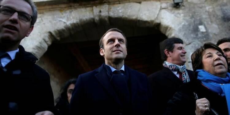 Le chiffrage du projet Macron présenté le 22 février