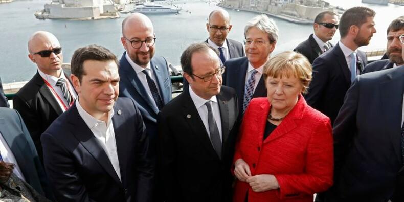 Migrants et avenir de l'UE au coeur de la réunion de Malte