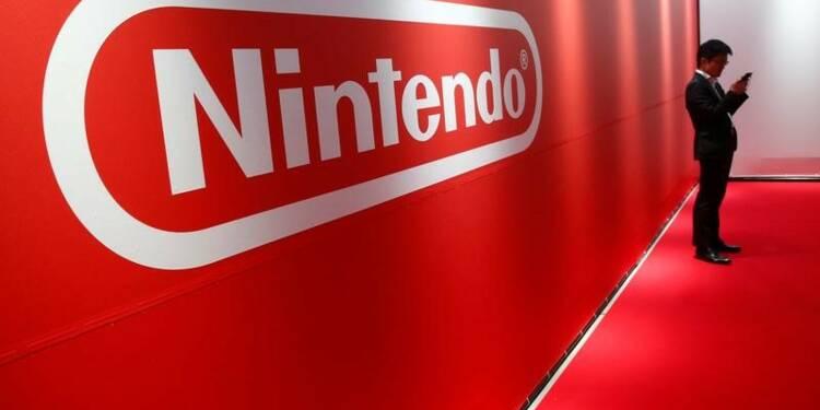 Nintendo réduit sa prévision annuelle malgré un bénéfice trimestriel