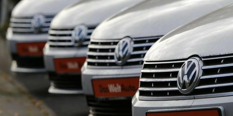 Le marché automobile allemand en baisse de 5,6% en octobre
