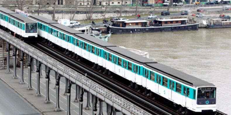 La RATP accuse sa première baisse de fréquentation depuis 2003