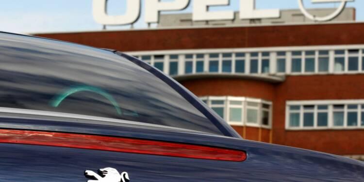 PSA vise 5 millions de ventes avec Opel d'ici 2022