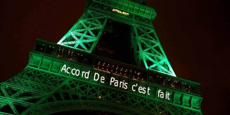 Trump ne peut pas dénoncer l'accord de Paris sur le climat