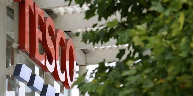 Le redressement des ventes pour Tesco se poursuit