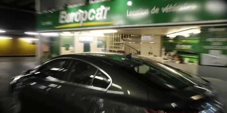 Europcar vise près d'un milliard d'euros de revenus en plus