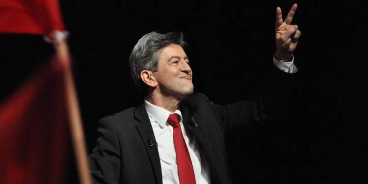 """Impôt : la """"révolution fiscale"""" de Mélenchon s'annonce sanglante pour les plus aisés"""