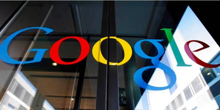La croissance de Google ne ralentit pas