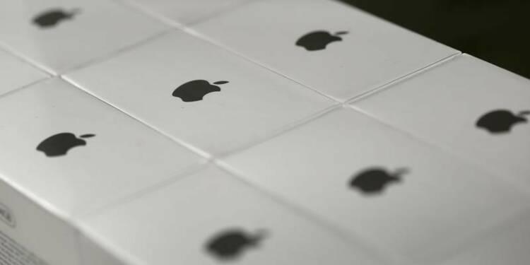 Le fisc français réclamerait 400 millions d'euros à Apple