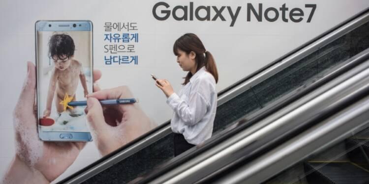 Le Japon interdit les Galaxy Note 7 de Samsung dans tous les avions