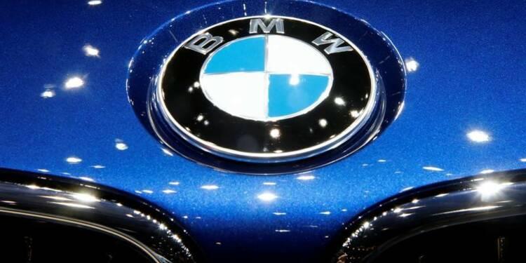 BMW pense parvenir à une voiture autonome en 2021