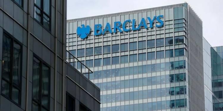 Barclays publie un bénéfice trimestriel bien meilleur qu'attendu