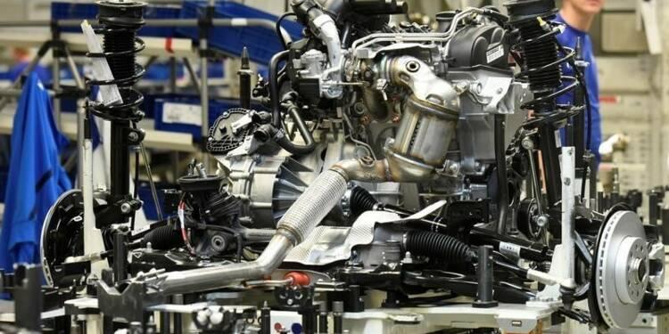 Le climat des affaires en Allemagne au plus haut depuis mi-2014