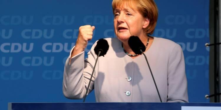 Nouveau revers électoral en vue pour Merkel à Berlin
