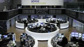 Les Bourses européennes évoluent dans le rouge à la mi-séance, sauf Londres