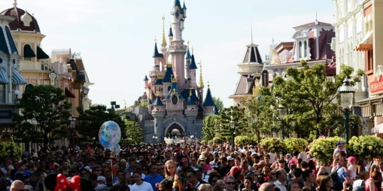 Euro Disney affiche des pertes records à cause des attentats