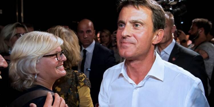 """Selon Valls, Sarkozy """"se trompe"""" sur le terrorisme"""