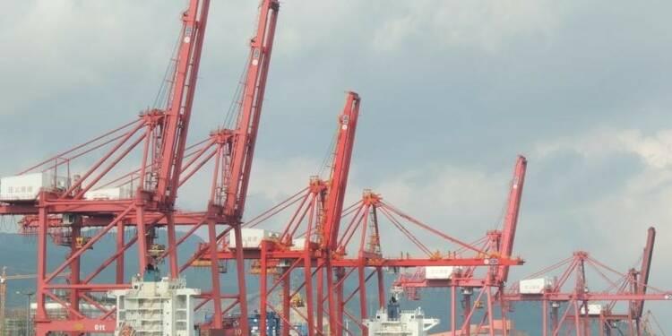 Le commerce extérieur chinois meilleur que prévu