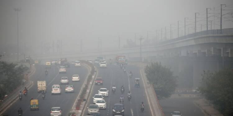Inde et Chine concentrent 50% des décès liés à la pollution de l'air
