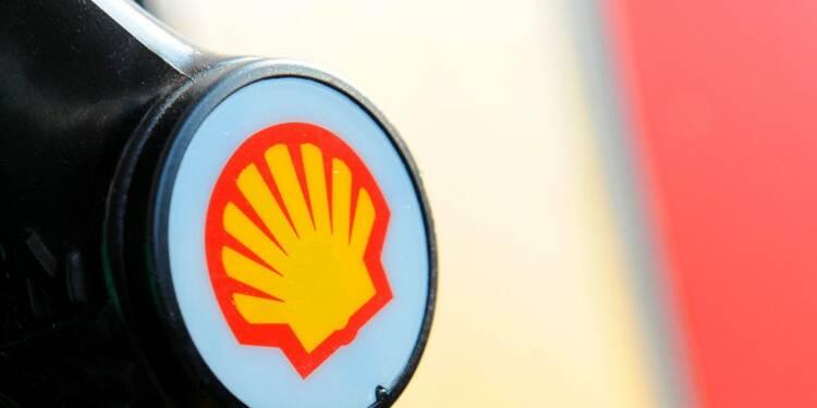 Shell a gagné plus d'argent qu'Exxon au 4e trimestre
