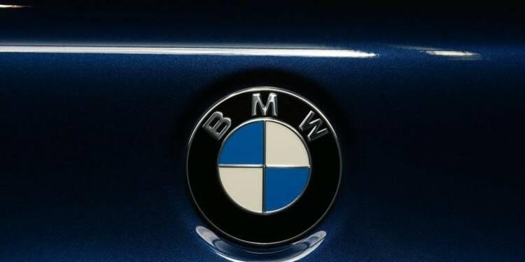 BMW augmente son dividende après des ventes record en 2016
