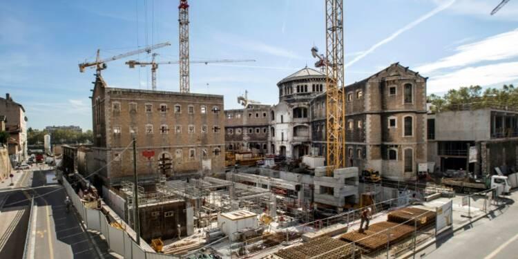 France: la construction de logements toujours dopée par les taux bas et les aides