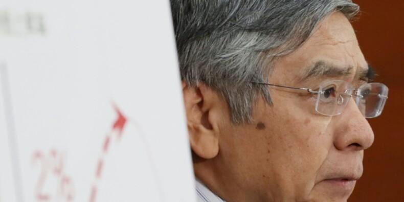 Réunion d'urgence du ministère des Finances japonais et de la banque centrale