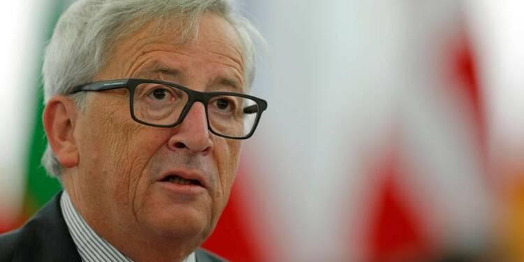 Juncker attend de Trump qu'il clarifie son programme