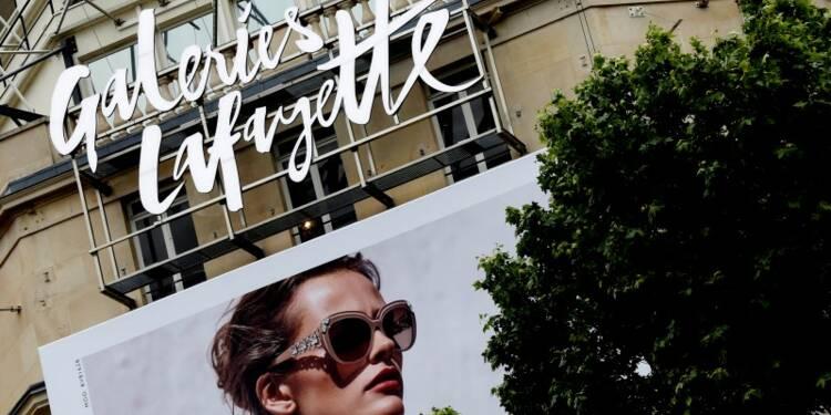 Les Galeries Lafayette rachètent le site de déstockage BazarChic