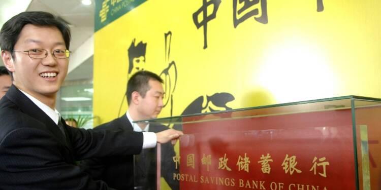 La banque postale chinoise prépare sa fracassante entrée en Bourse