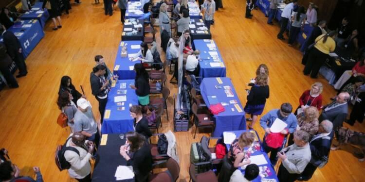 USA: Recul inattendu des inscriptions au chômage à 234.000