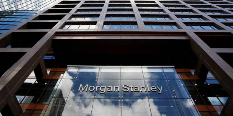 Morgan Stanley profite à plein du rebond du trading