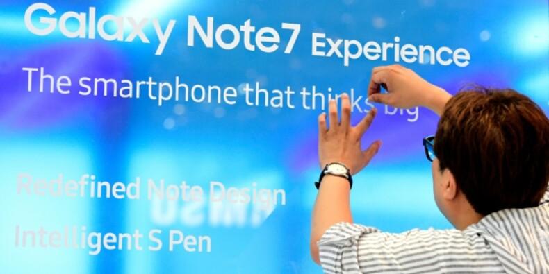 Samsung arrête la vente et les échanges du Galaxy Note 7