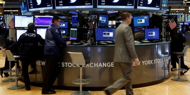 Wall Street ouvre en très léger repli, PepsiCo en hausse