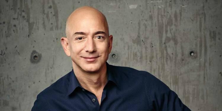 La fabuleuse histoire du fondateur d'Amazon en 13 clichés